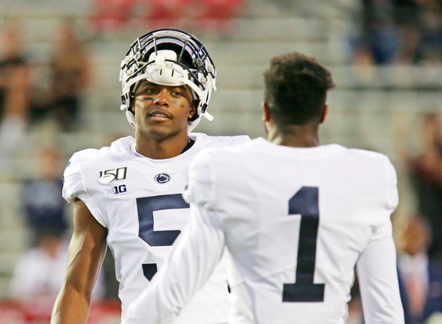 Penn State Football: Five Things To Watch As The Nittany Lions Take On Purdue